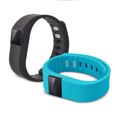 Health Bluetooth Bracelet Fitness Smart Watch Calorie Pedometer Tracker For IOS