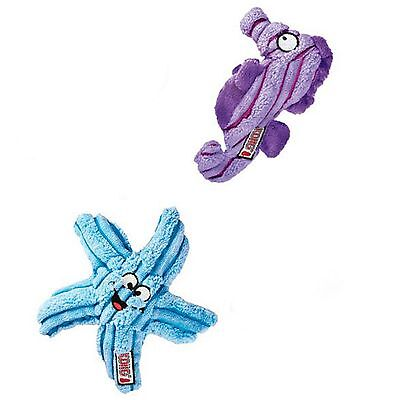 Kong Cat Kitten Activity Catnip CuteSeas Starfish Seahorse Toy Game