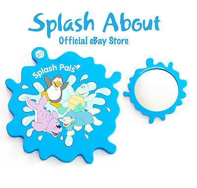 Splash About Baby and Toddler Bath Mirror and Swimming Pool Toy