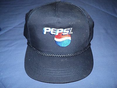 Older Wear Guard Embroidered PEPSI Logo Baseball Cap