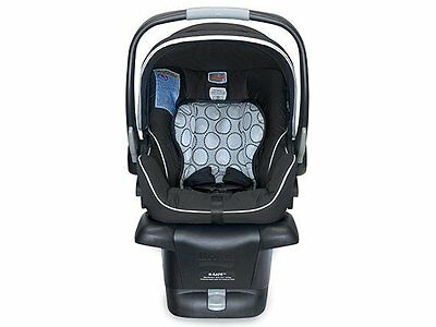 Britax B-Safe Black Infant Car Seat 5-35 lbs LOCAL SOUTH FL PICK UP ONLY!!