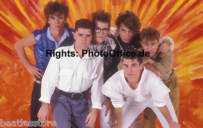 INXS, Michael Hutchence rare 12x18 photo poster, photograph from original Slide