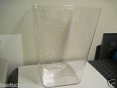 PLASTIC  PROTECTOR for Longaberger Hamper Basket NEW