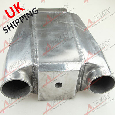 Air-Water Intercooler 300x320x115mm 3 inch Inlet & Outlet UK