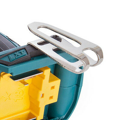 Makita Belt Clip Hook Suits Lxt Cordless Drills And Impact Drivers