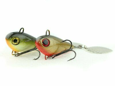 SPINMAD Jigmaster - Spinners Tail / 55mm 24g / Spinnerbaits