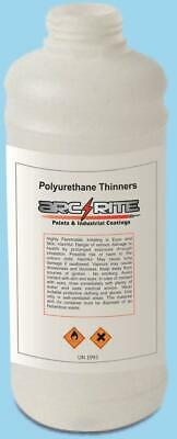 Premium 2k Thinners 1 Litre For Industrial Polyurethane Paint