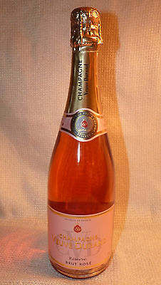 Free Fast Shipping Worldwide Bouteille Champagne Reserve Brut Rose Veuve Durand