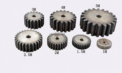 1Mod 70T Spur Gears 45 Steel Gears  Tooth Diameter 72MM Thickness 10MM