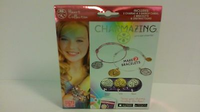NWT 2014 Style Me Up! Charmazing Heart Collection Craft Kit  NIP