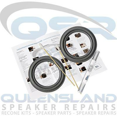 "4.25"" Foam Surround Repair Kit to suit Bose Speakers 901 902 ""M""Roll (FS 99-85)"