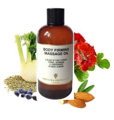NATURAL Anti Cellulite Massage Oil 100ml.Toning and firming.