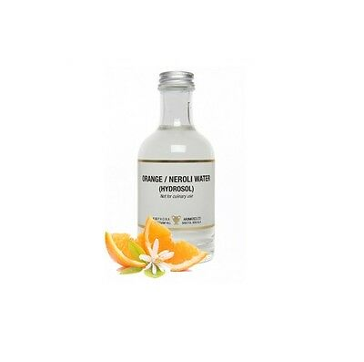 NATURAL TONER Orange Blossom / Neroli Water. Cleansing, fortifying and calming