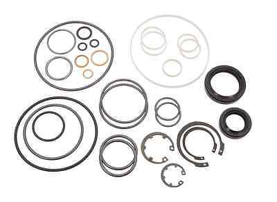 For Mercedes R107 W114 W115 W116 W123 Power Steering Box Seal KIT