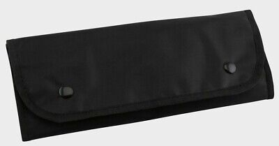 Genware 7 Piece Garnish Tool Knife Case Wallet (Tools not included)
