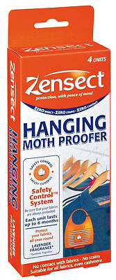 Zensect Hanging Moth Proofer 4 PACK