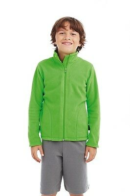 STEDMAN - Active Fleece Jacket Kids - NEU