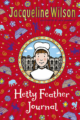 Jacqueline Wilson - Hetty Feather Journal (Hardback) 9780857534507