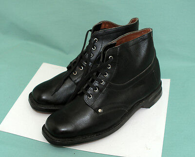 Finnish Army Leather Boots. Size 15