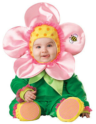 Costume Carnevale Baby Blossom Incharacter 0-24M Carnival Costume Baby Blossom