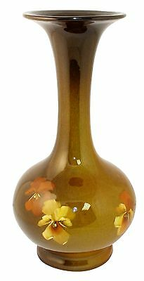 Owens Pottery Utopian Pansy Vase Shape 122 (Excel)