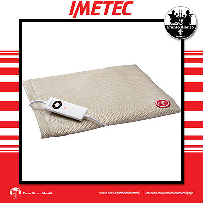 "IMETEC. TERMOFORO multifunzionale a sabbia ""Intellisense"" 