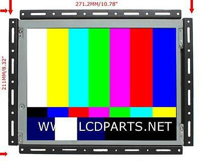 """New Retrofit LCD Monitor for Cincinnati Milacron Acramatic 850 with old 12"""" CRT"""