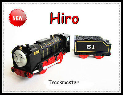 Thomas  the Tank engine TRACKMASTER--- Hiro ---- new ---UNBOXED