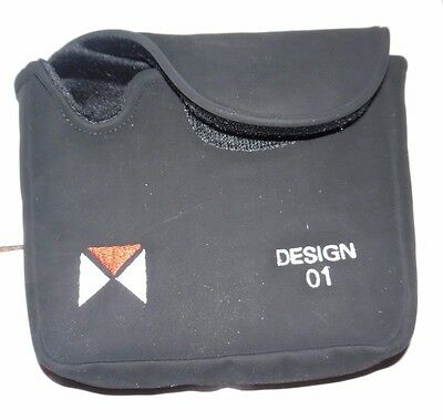 Putter Headcover; Suitable For Large Mallet Head Putters