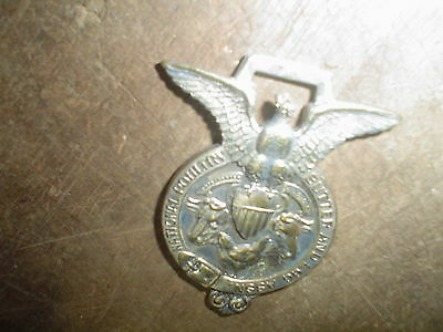 National Poultry Butter And Egg Assn. Medal