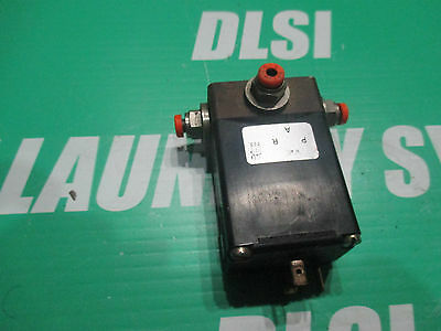 Used Wascomat Gen 5  Actuating Solenoid for 220v 824302 096070