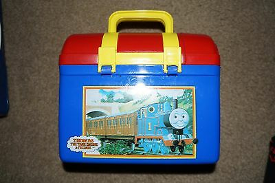 Thomas the Train Lunch Box with Thermos from 90s