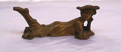Magnificent 19C French Bronze Paper Weight