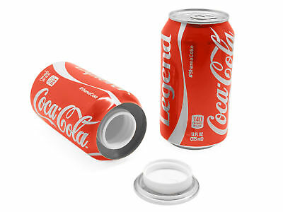 Coke Cola 12oz Can Safe Hidden Storage Secret Diversion Stash Fake Soda BU-681