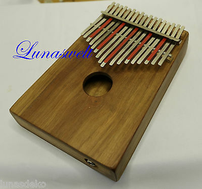 Box Treble 17 - Hugh Tracey Kalimba