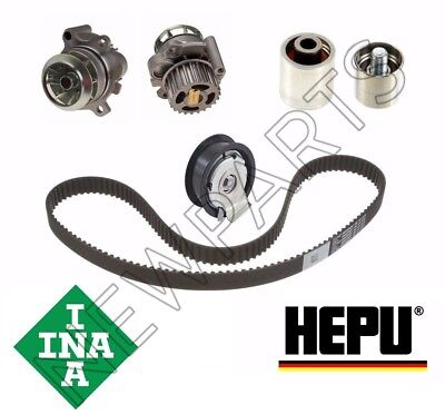 OEM For VW Audi BPY MK5 Jetta Passat Eos A4 Timing Belt Kit w Metal Water Pump