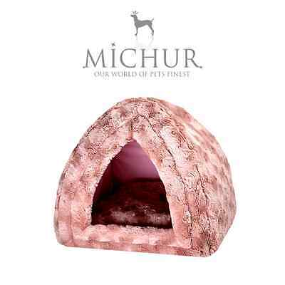 Michur Polly Rose, Panier, Lit, chiens, chats, panier, corbeille, coussin,