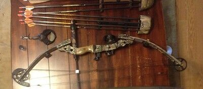 Jennings Rack Master Camouflage Compound Bow Package