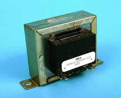 Gaugemaster Type T1 Open Construction 16v AC Transformer GMC-T1
