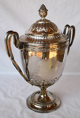 Magnificent Georgian 1805 Sterling  Silver Trophy  By : John Harris