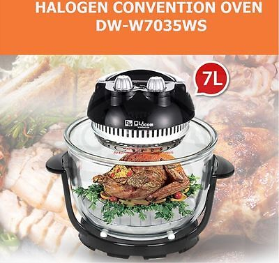 Daewoong / Halogen Convention Oven DW-W7035WS
