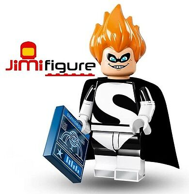 NEW LEGO Minifigures Syndrome Disney Series 71012 The Incredibles Genuine