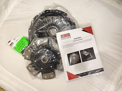 Competition Clutch Stage 4 for Subaru Impreza WRX Sti 2.5T 6 Speed pull style cl