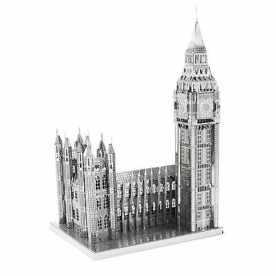 Big Ben 50 Teile 3D-Metall-Bausatz ICONX Metal Earth 1318