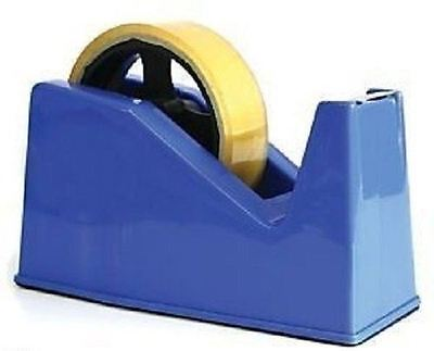 Heavy Duty Desk TAPE DISPENSER Up-to 25mm Office Sellotape Cellotape Holder 967