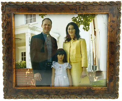 Sons Of Anarchy Original Screen Used Photo of Gemma as a child from Gemma's Home