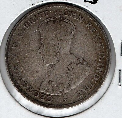 1911 Australia Florin. Very nice looking coin. Includes Free shipping in US.