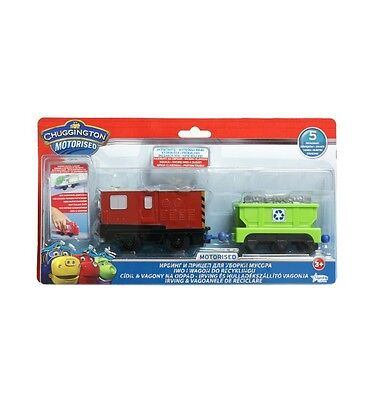 Chuggington Lc58006 Irving Neu Ovp