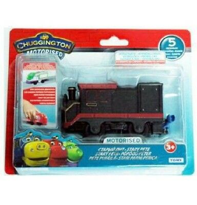 Chuggington Lc58028 Old Puffer Pete Neu Ovp