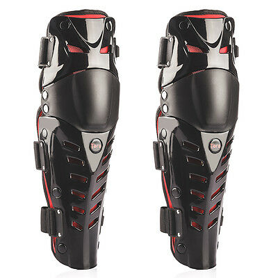 P03 Adults Knee Shin Armor protector Guard Pads for Bike Motorcycle Motocross
